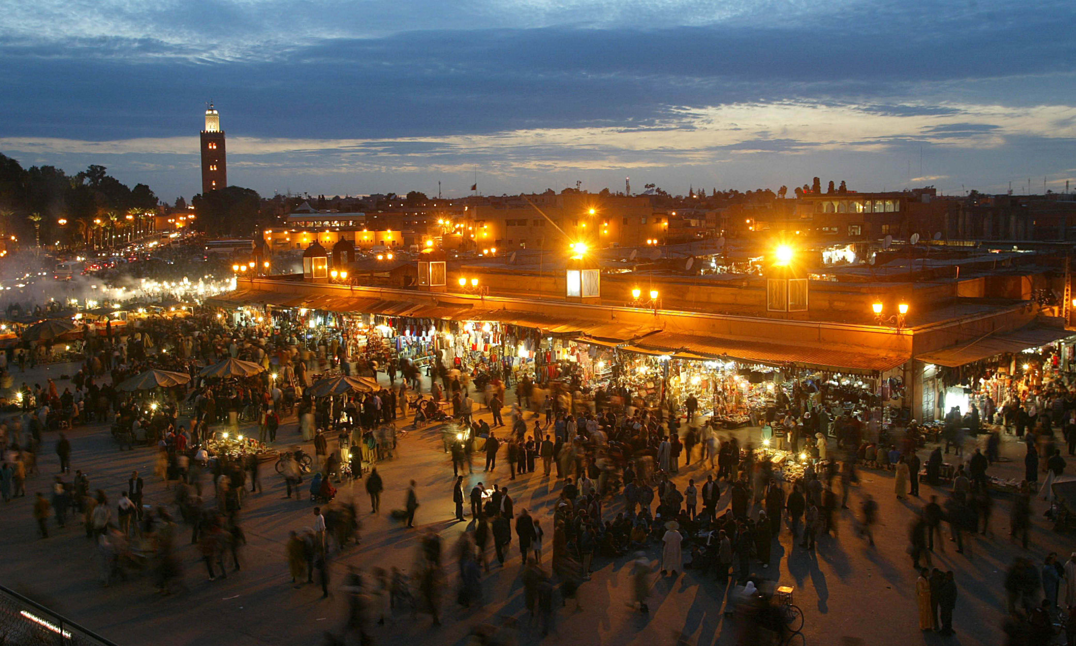 Marrakesh holiday offer