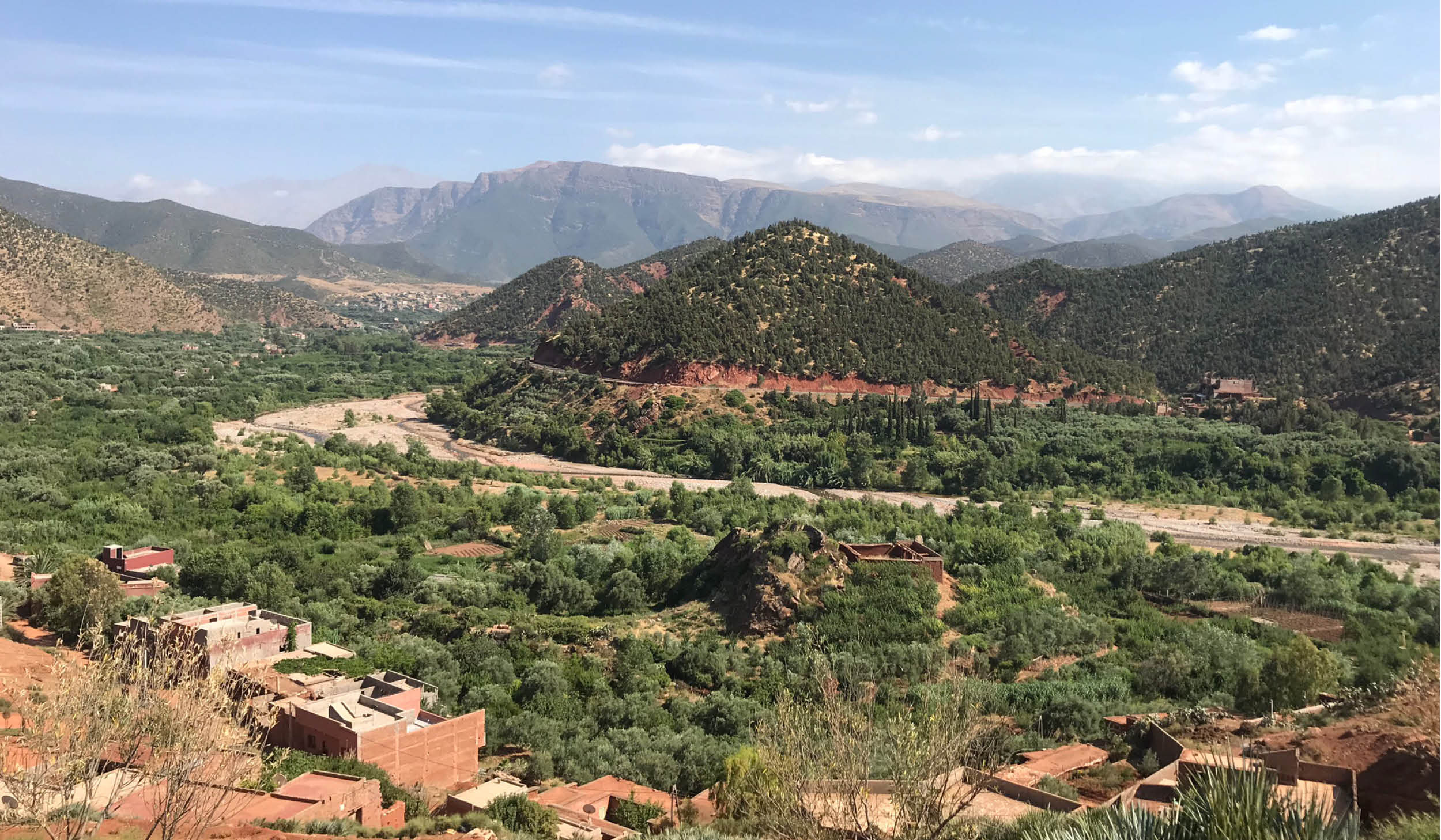 Atlas mountains Romantic Morocco Holiday Offer26