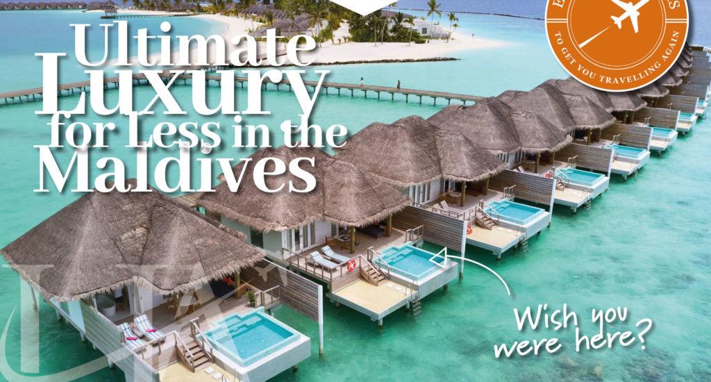Maldives holiday offer