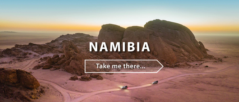 Namibia with HA
