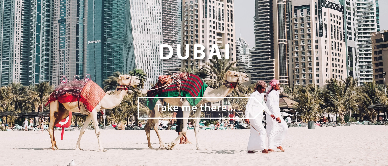 Dubai with Holiday Architects