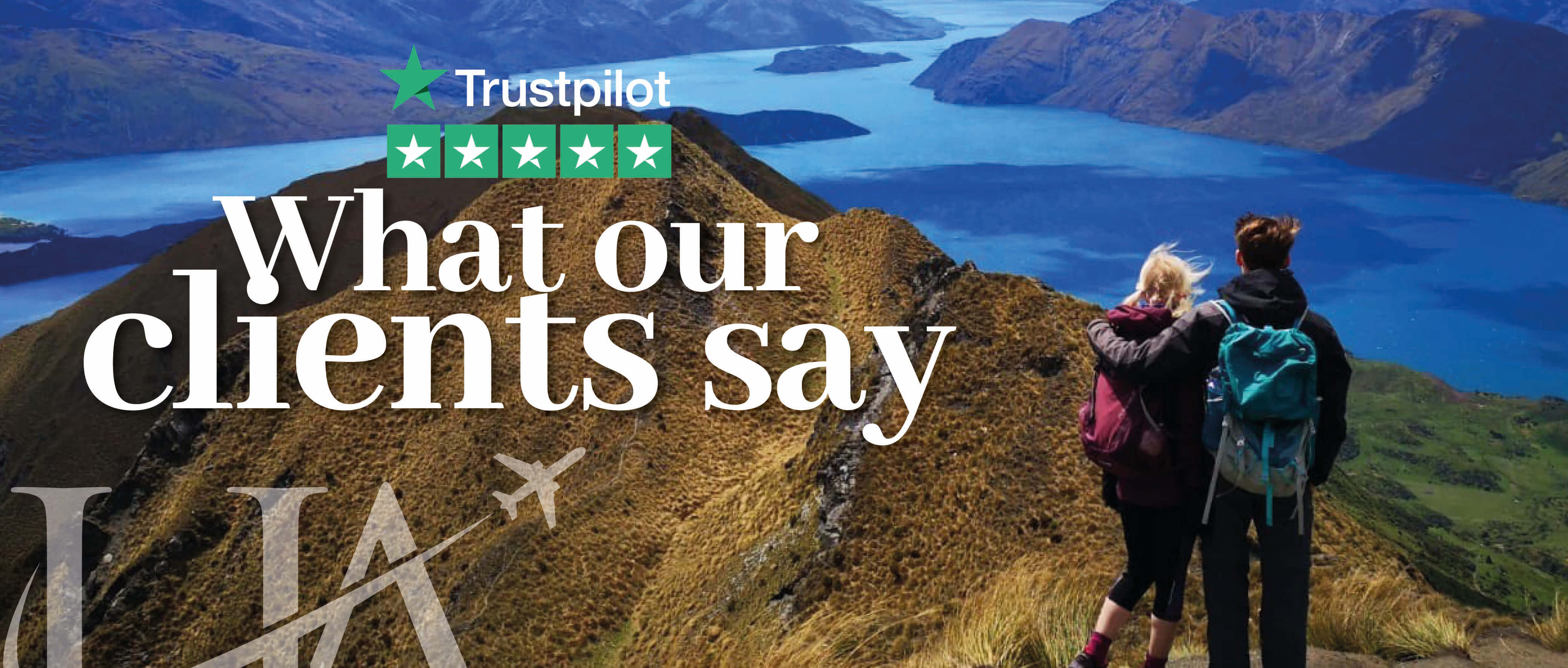 Travel with Confidence Client reviews