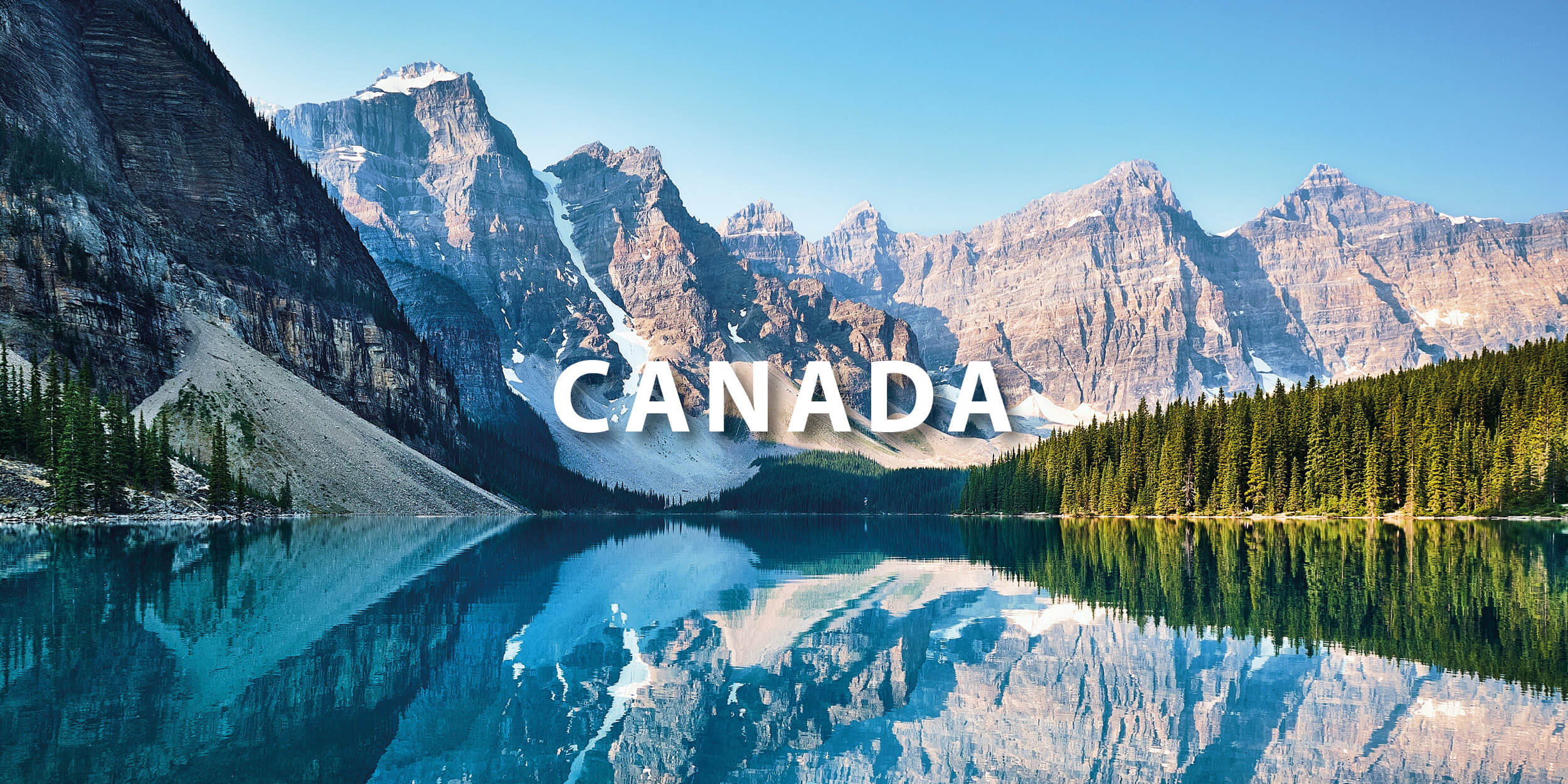 Where you can go now Canada