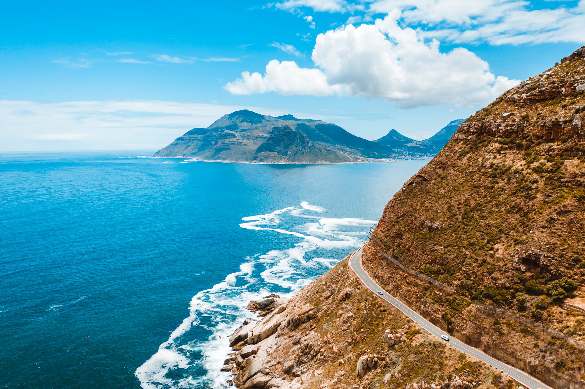 Chapmans peak South Africa